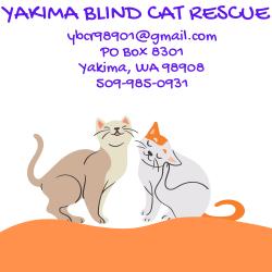 Yakima Blind Cat Rescue