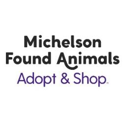 Michelson Found Animals Adopt and Shop
