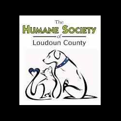 Logo for Humane Society of Loudoun County