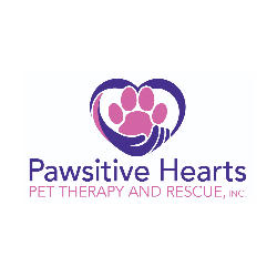 Pawsitive Hearts Pet Therapy and Rescue, Inc.