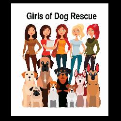 Girls of Dog Rescue