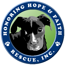 Honoring Hope and Faith Rescue