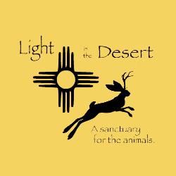 Light in the Desert Sanctuary