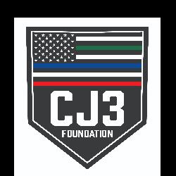 Logo for CJ3 Foundation