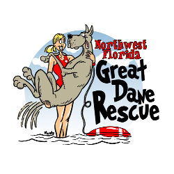 Northwest Florida Great Dane Rescue, Inc.